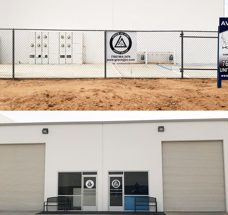 Gracie Jiu Jitsu Training Center - Apple Valley, California